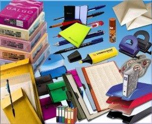 Suministros de papelería y oficina para empresas