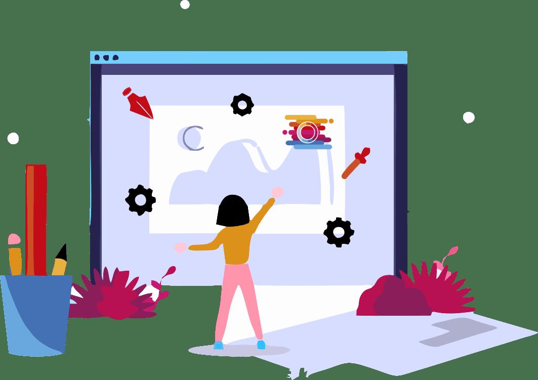 Página web en digital doc