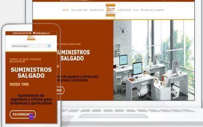 Web comercios y micropymes