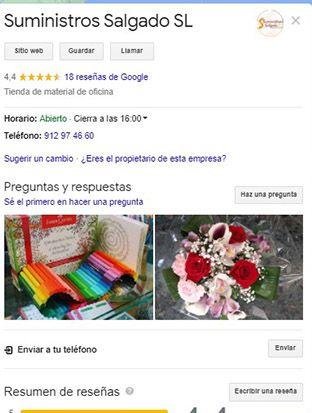 Ssalgado en Google maps